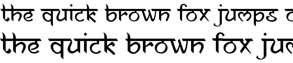 Ananda Namaste Hindi Font