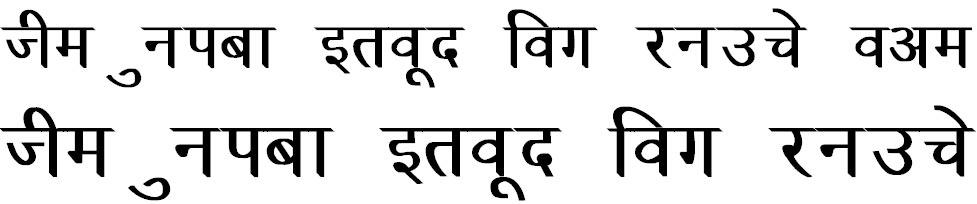 Ankit Bold Bangla Font