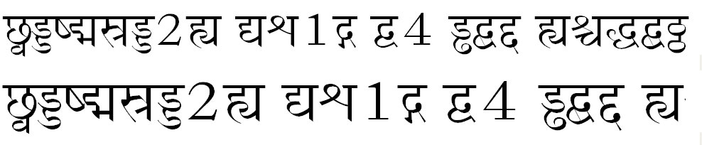 Atam Hindi Hindi Font