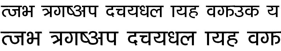 Bina Bold Hindi Font