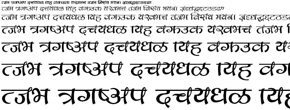 Gopal2 Hindi Font