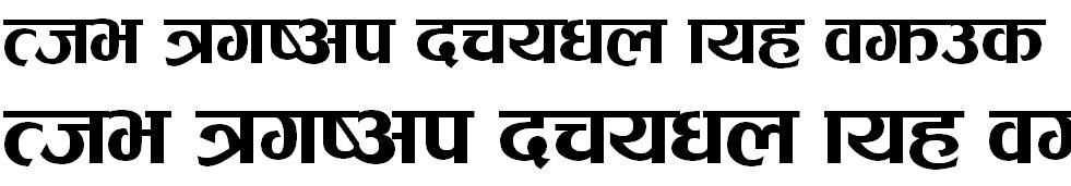 Kheem Light Hindi Font