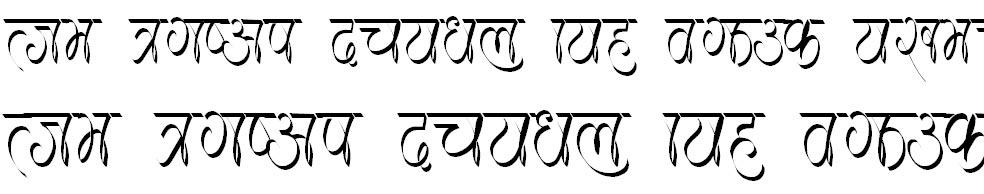 Kirati Bangla Font