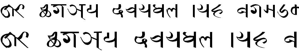 Kumari Nepal Lipi Hindi Font
