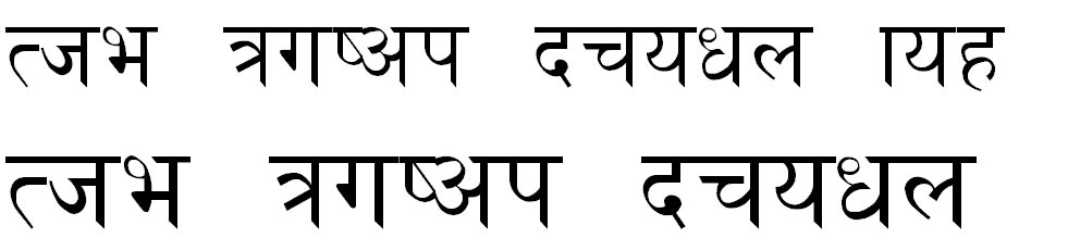 Nepcenpc Normal Hindi Font
