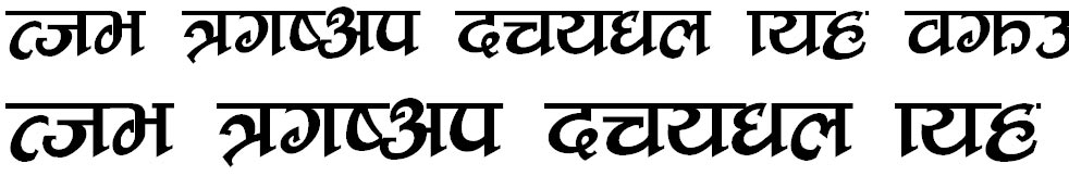 New Times Hindi Font