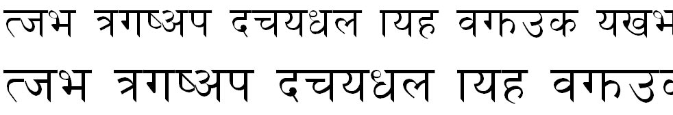 NPC Light Hindi Font