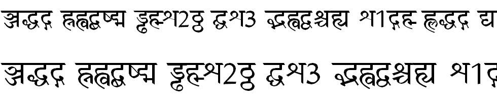 Patrika Hindi Font