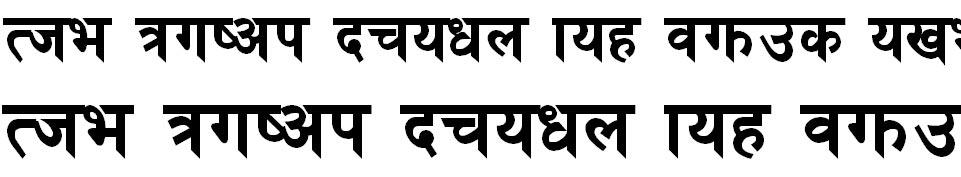 Preeti Bold Bangla Font