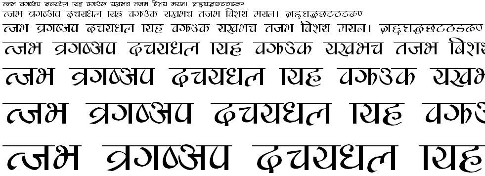 Safaltaa Hindi Font